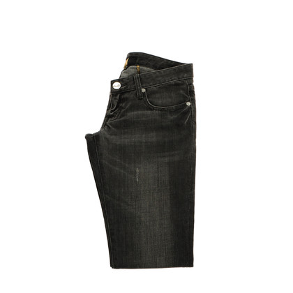 Seven 7 Jeans jambe Straight gris