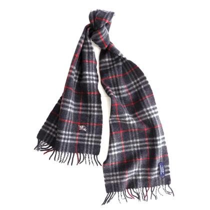 Burberry Wool scarf in grey