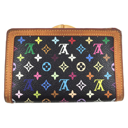 Louis Vuitton Wallet made Monogram Multicolore Canvas