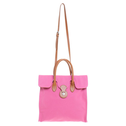 Ralph Lauren Tote Bag in roze
