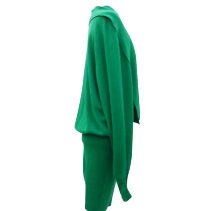 Balenciaga vestito maglia in Kashmir