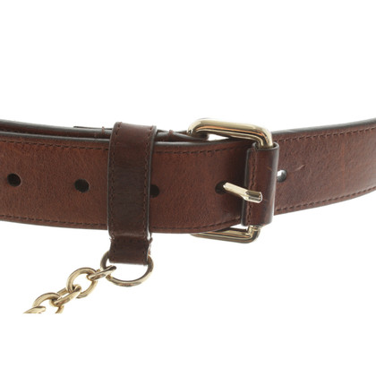 Patrizia Pepe Belt in brown