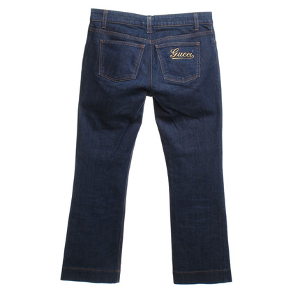 Gucci Jeans con gambe svasate