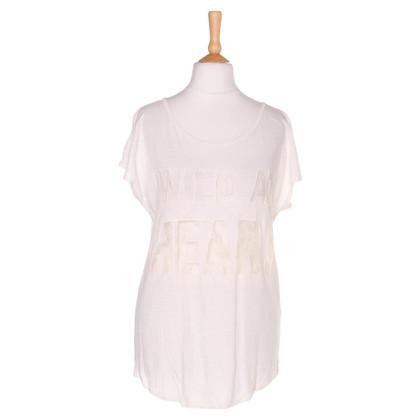 Sandro Shirt in Weiß