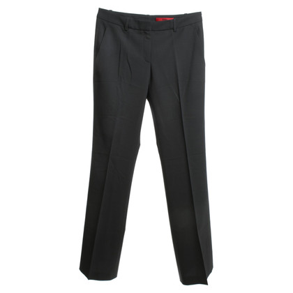 Hugo Boss Schurwollhose in Grau
