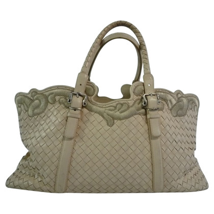 Bottega Veneta Cream leather bag from Bottega Veneta