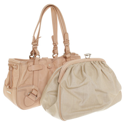 Céline Handbag in beige
