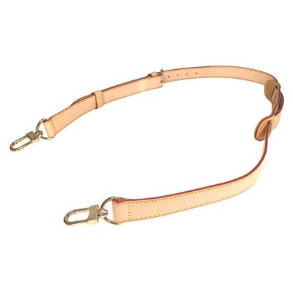 Louis Vuitton Leather shoulder straps