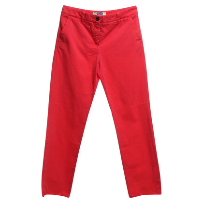 MSGM Jeans in red