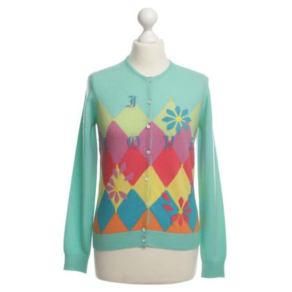 Andere merken Ballantyne - Cardigan met kleurrijke patroon