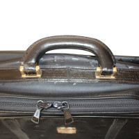 MCM Small travel suitcase