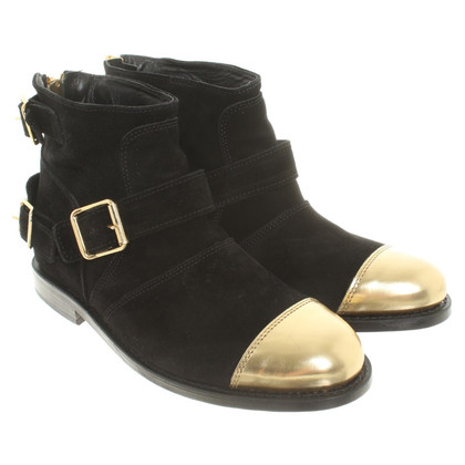 Balmain X H&M Ankle boots in black