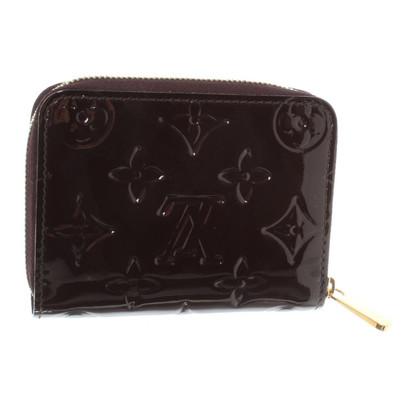 Louis Vuitton Geldbörse aus Monogram Vernis