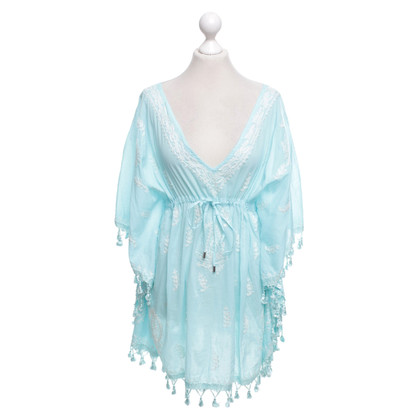 Melissa Odabash Tunic with crochet lace