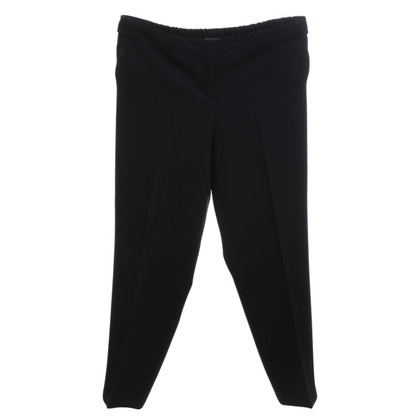 Theory trousers in black