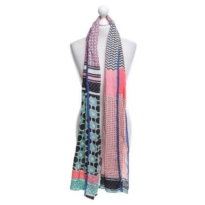 Marni Scarf with pattern