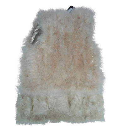 Twin-Set Simona Barbieri Fur vest