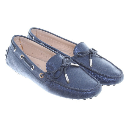 Tod's Slippers in blue
