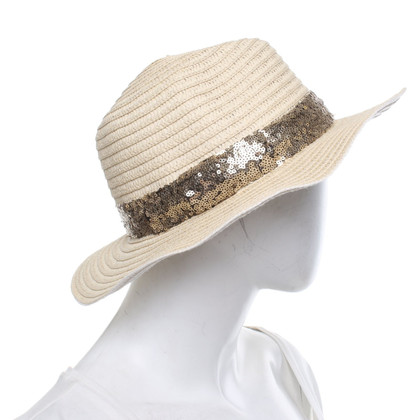 Eugenia Kim Hat with sequin trim