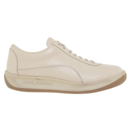 Louis Vuitton Lace-up shoes in beige