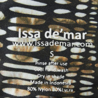 Other Designer Issa de' Mar - bikini with pattern
