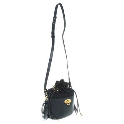 Kaviar Gauche Shoulder bag with glitter details