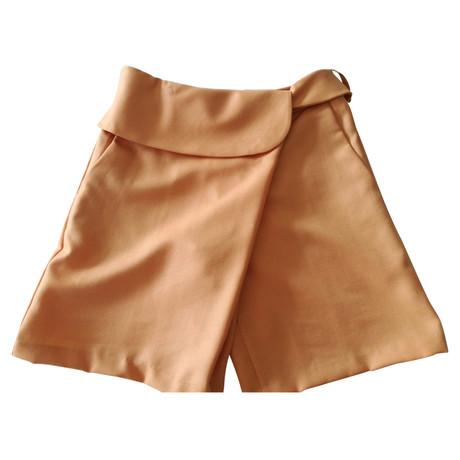 Armani Shorts in Orange Orange