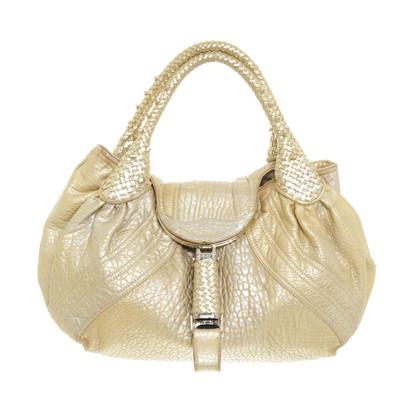Fendi Spy-Bag in Gold