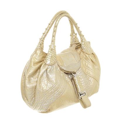 Fendi Spy bag in gold