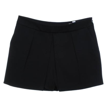 Club Monaco Trouser skirt in black