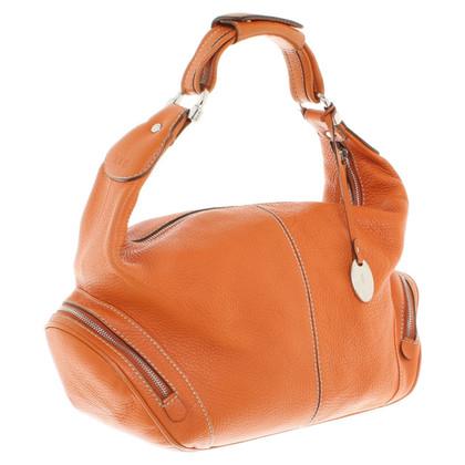 Tod's Hobo Bag in Orange