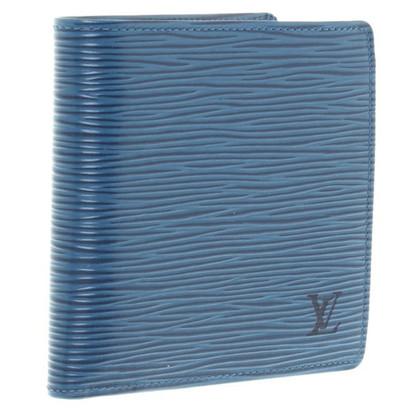 Louis Vuitton Portemonnee uit Epileder