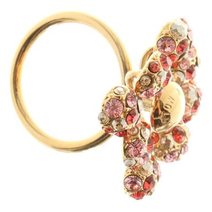 Louis Vuitton Ring with gemstones