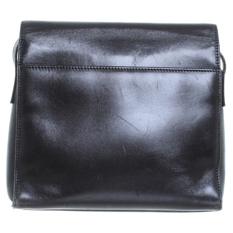 Erhalten Online Kaufen Footlocker Bilder Aigner Handtasche in Schwarz Schwarz Großhandel Online RgQp6BD2P