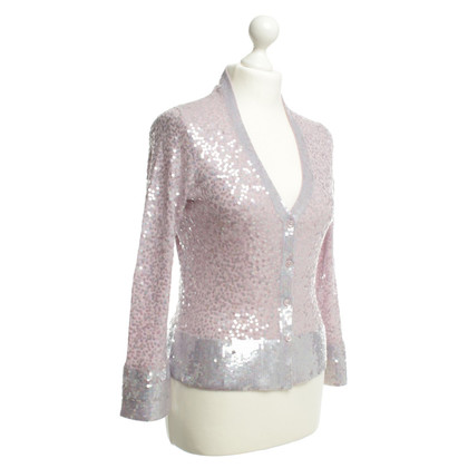 Donna Karan Cardigan with sequins