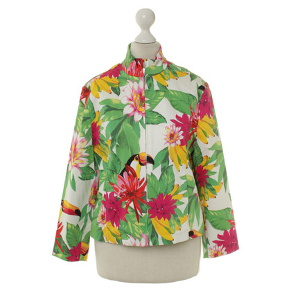Escada Jacket with pattern