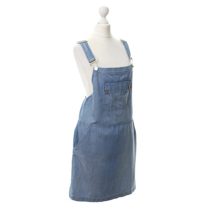 "Frame Denim Jeans dress ""Apron"""