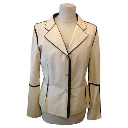 Giorgio Armani Giorgio Armani leather jacket