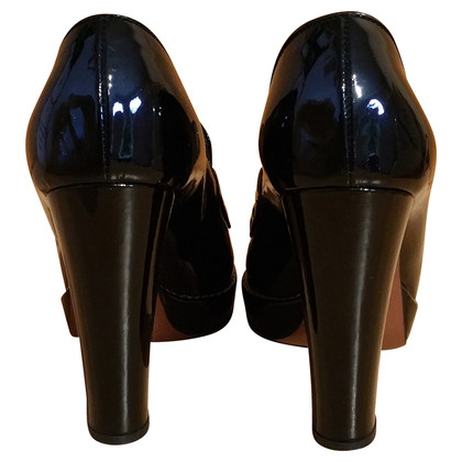 Alaïa Pumps in black patent leather