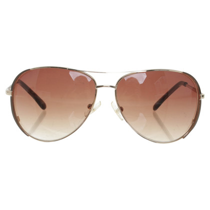 Michael Kors Sonnenbrille in Braun