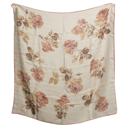 Ralph Lauren Carré with floral pattern