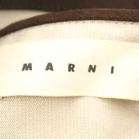 Marni Handtasche aus Wildleder