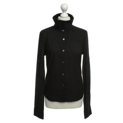 Ann Demeulemeester Blouse in black