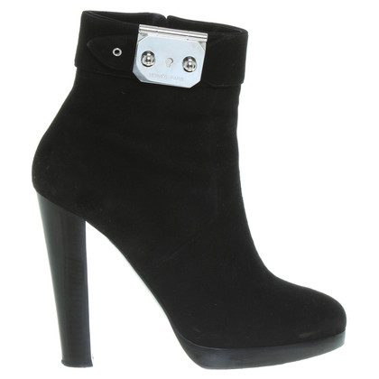 Hermès Ankle boots in black