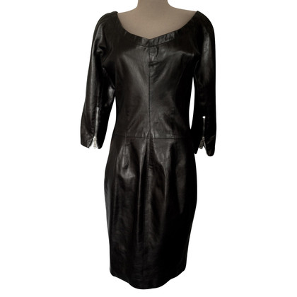 Dsquared2 Leather dress