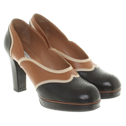 Fratelli Rossetti Pumps in Tricolor