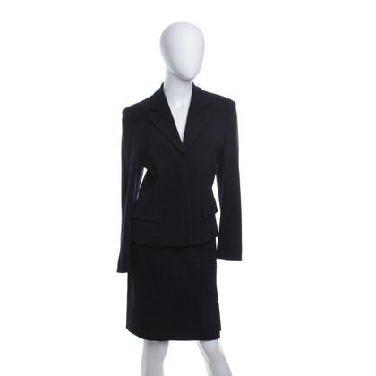Marc Cain Costume 2-piece in blue