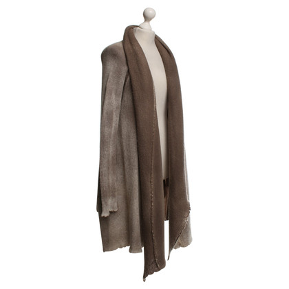 Avant Toi Cardigan in grey beige