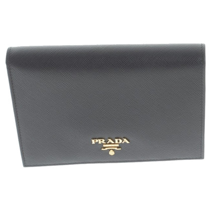 Prada cassa di carta in nero