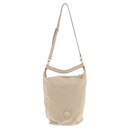 Coccinelle Hobo Bag in Beige